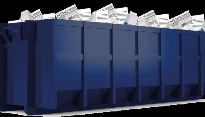 Container Papier